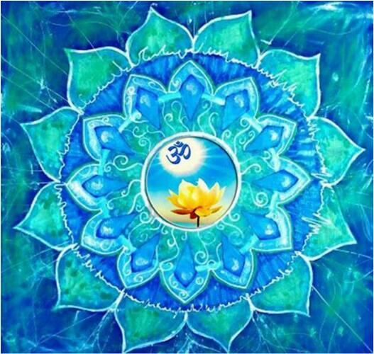 Mandala Diamond Painting - On Sale - Diamond Paintings Store