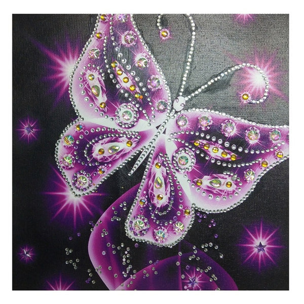 Cat Butterfly Bear pattern Special Shaped Diamond Painting DIY 5D Partial Drill Cross Stitch Rhinestone Embroidery Arts Craft -Diamond Paintings, Diamond Paintings Store