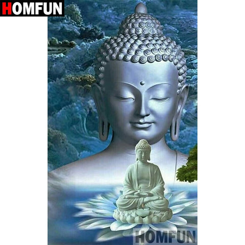 Religious Buddha, Diamond Painting Kit -Diamond Painting Kits, Diamond Paintings Store