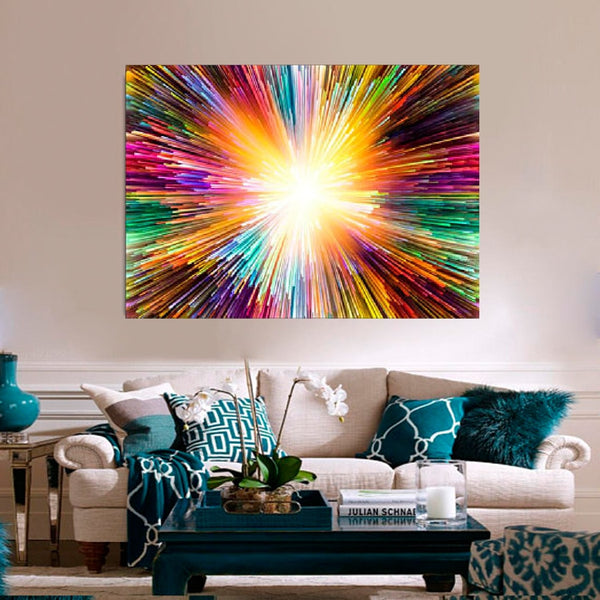 "NEW 5D DIY Diamond Embroidery ""Intricate Colors"" abstract Diamond Painting -On Sale - Diamond Paintings Store"