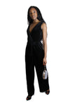 Black dress up or down Jumpsuit