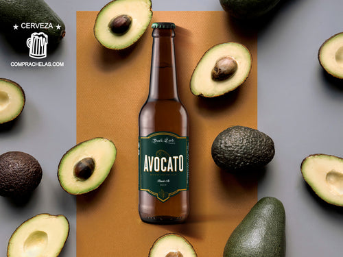 Avocato, Blonde Ale con aguacate 12 Pack