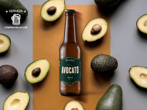 Avocato, Blonde Ale con aguacate 4 Pack