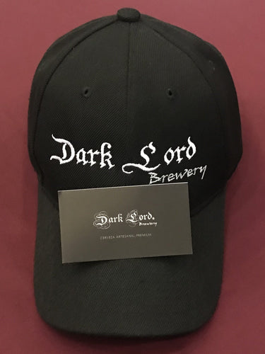 Gorra Negra Dark Lord
