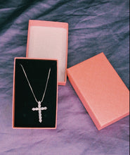 "Load image into Gallery viewer, ""Cross"" Necklace"