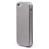 case iPhone 5S - grey dolphin