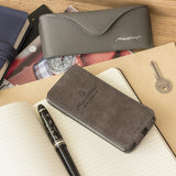 eyewear pouch - Vision Easy - space grey
