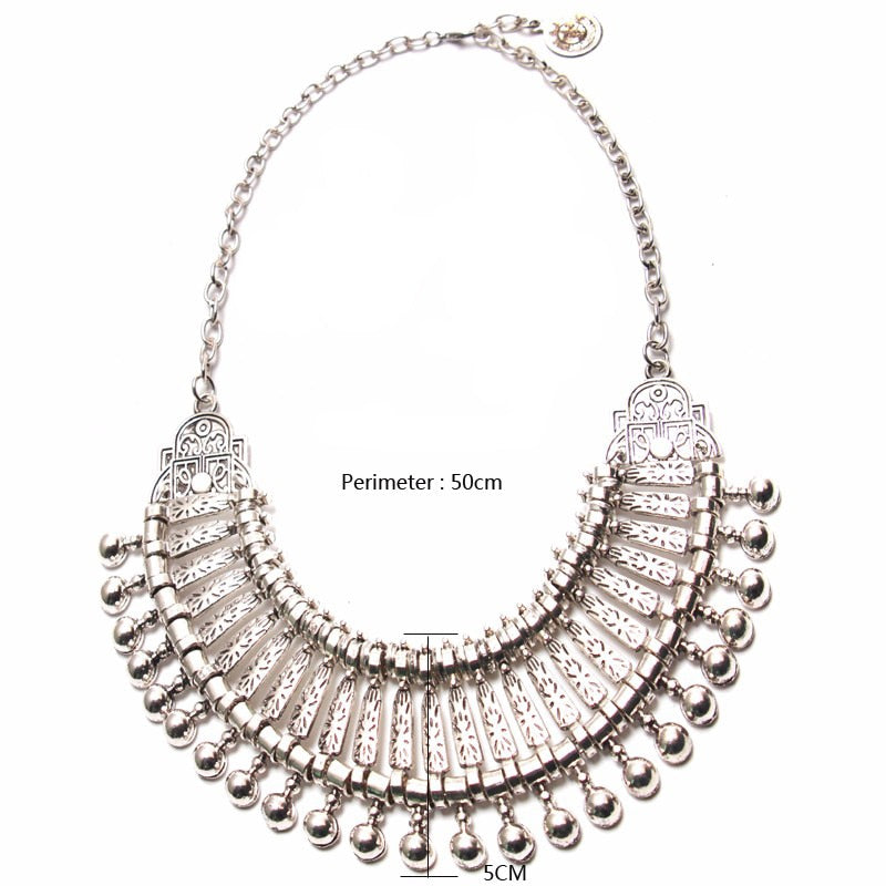 Indian Queen Necklace (with earrings)