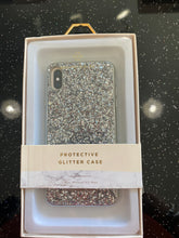 Load image into Gallery viewer, GLITTER PHONE CASE - XS MAX