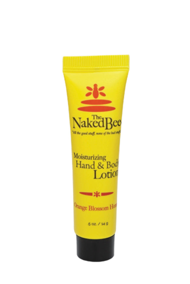 Naked Bee Hand & Body Lotion .5 oz