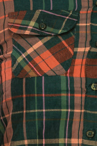 Fall Colored Flannel