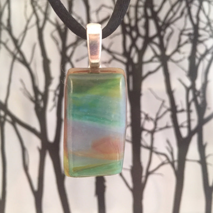 Watercolor- Pendant