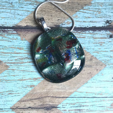 Load image into Gallery viewer, Speckled Turtle- Pendant