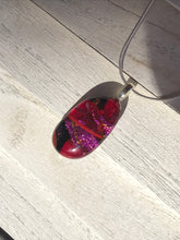 Load image into Gallery viewer, Victoria Velvet- Pendant
