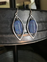 Load image into Gallery viewer, Blue Almond - Earrings