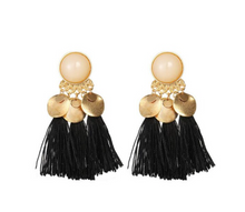 Load image into Gallery viewer, Hot Trending Bohemian Tassel Earrings