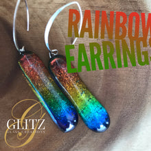 Load image into Gallery viewer, Rainbow Earrings