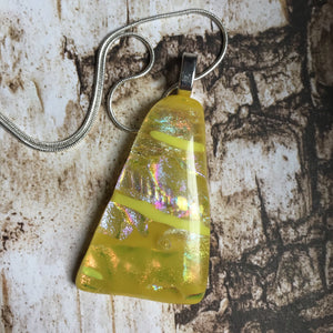 Butterscotch- Pendant