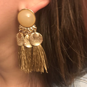 Hot Trending Bohemian Tassel Earrings