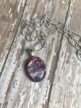 Load image into Gallery viewer, Morning Frost- Pendant
