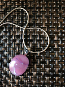 Tickled Pink- Pendant