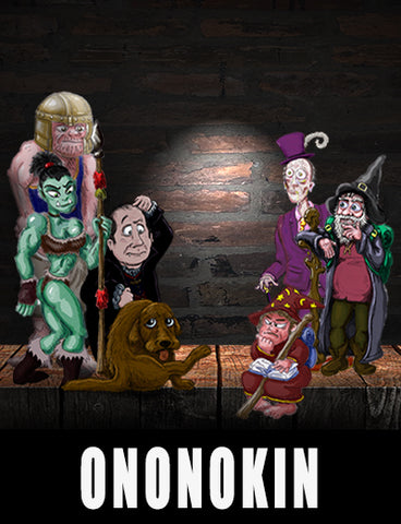 Tales from the Land of Ononokin