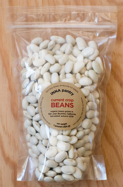 current crop BEANS
