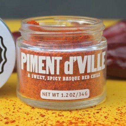 piment d'ville [chile powder]