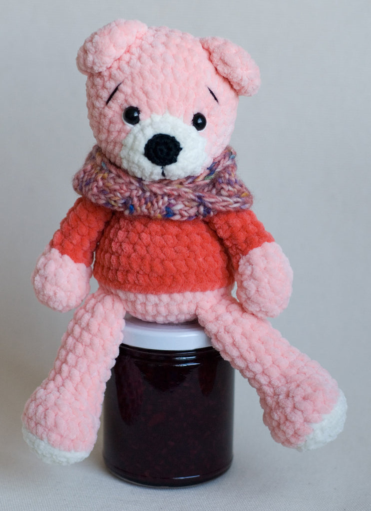 "toy BEAR (9""): colors"