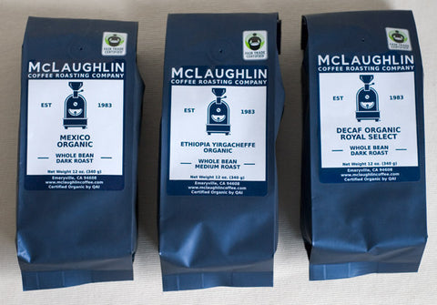 mclaughlin COFFEE