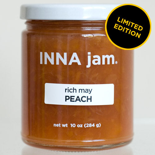 rich may PEACH jam