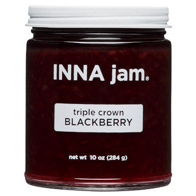 triple crown BLACKBERRY jam