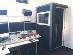 "4x4x7'5"" Isolation Booth"