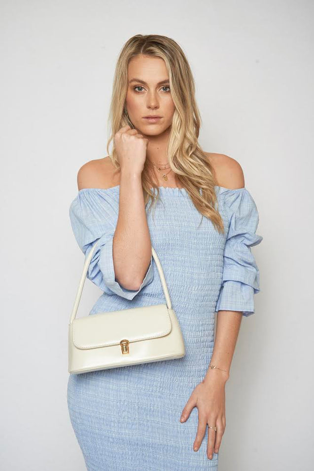 Tahlia Bag - WHITE