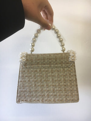 French Roman Bag - OFF WHITE