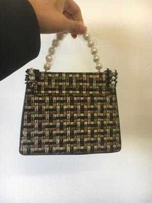 French Roman Bag - BLACK