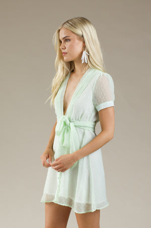 Crystal Dress - MINT