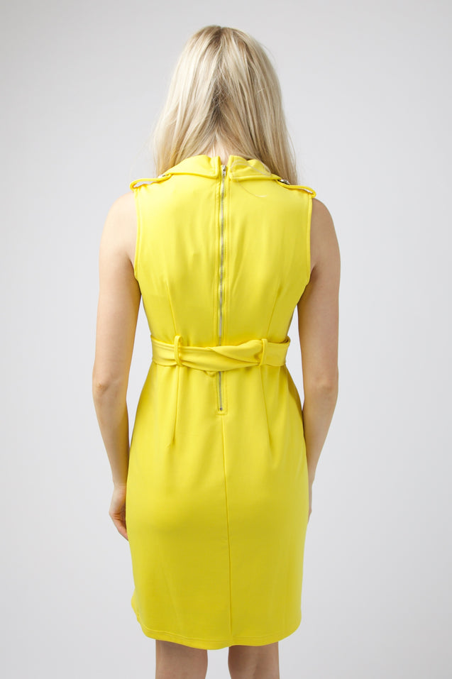 New York City Dress - LEMON