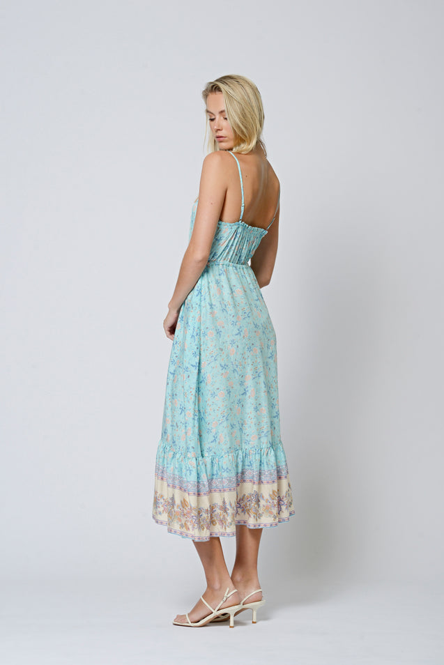 Paris Dream Dress - ICE BLUE