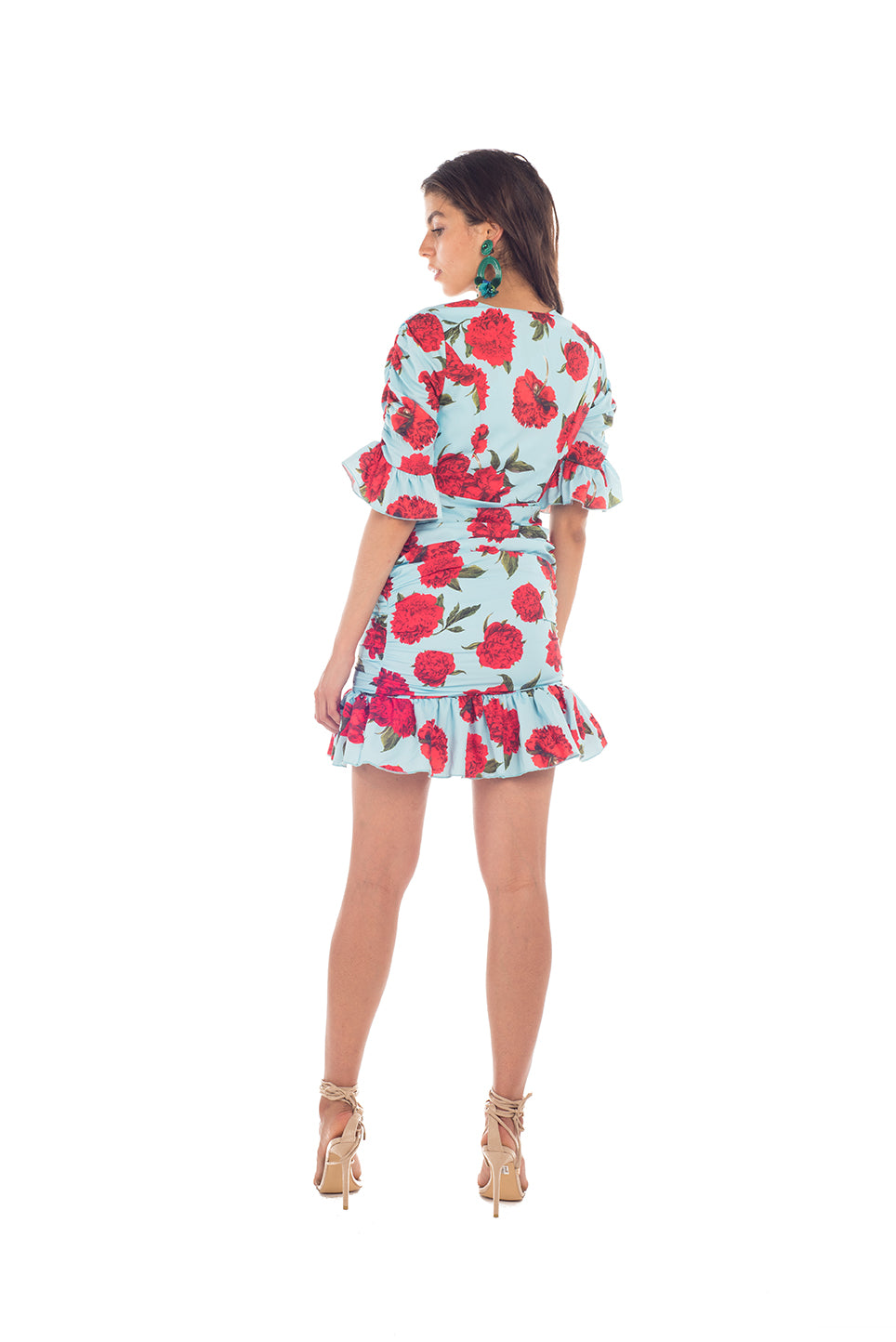 Love Affair Dress - SKY