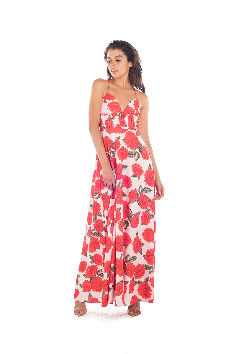 Alice Maxi Dress -  BLUSH