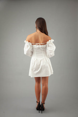 Heavenly Dress - WHITE