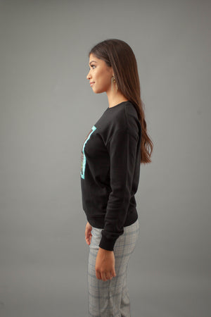 Guardian Sweater - BLACK - preorder