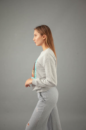 Guardian Sweater - GREY
