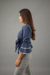 Rosalie Top - NAVY