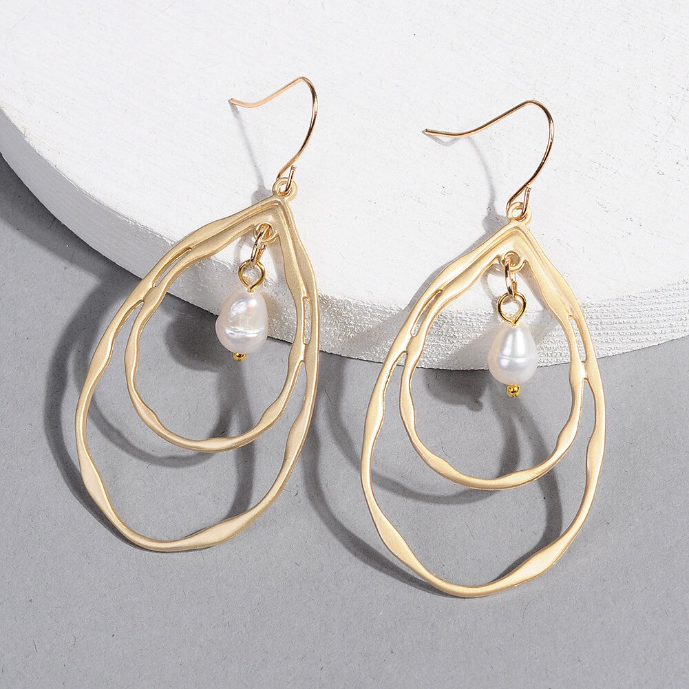 Love Is Simply Earring - GOLD