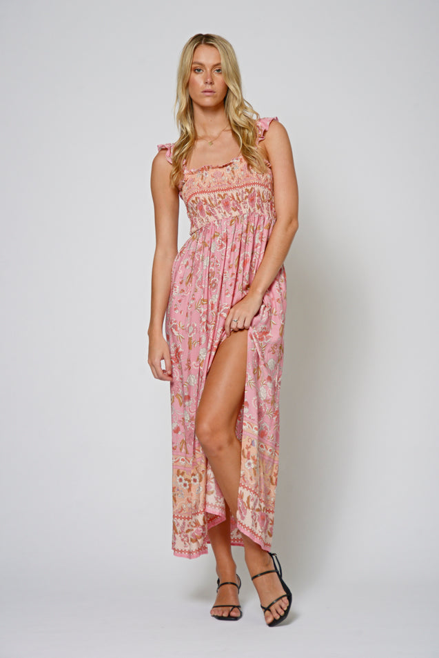 Donna Dress - BLUSH