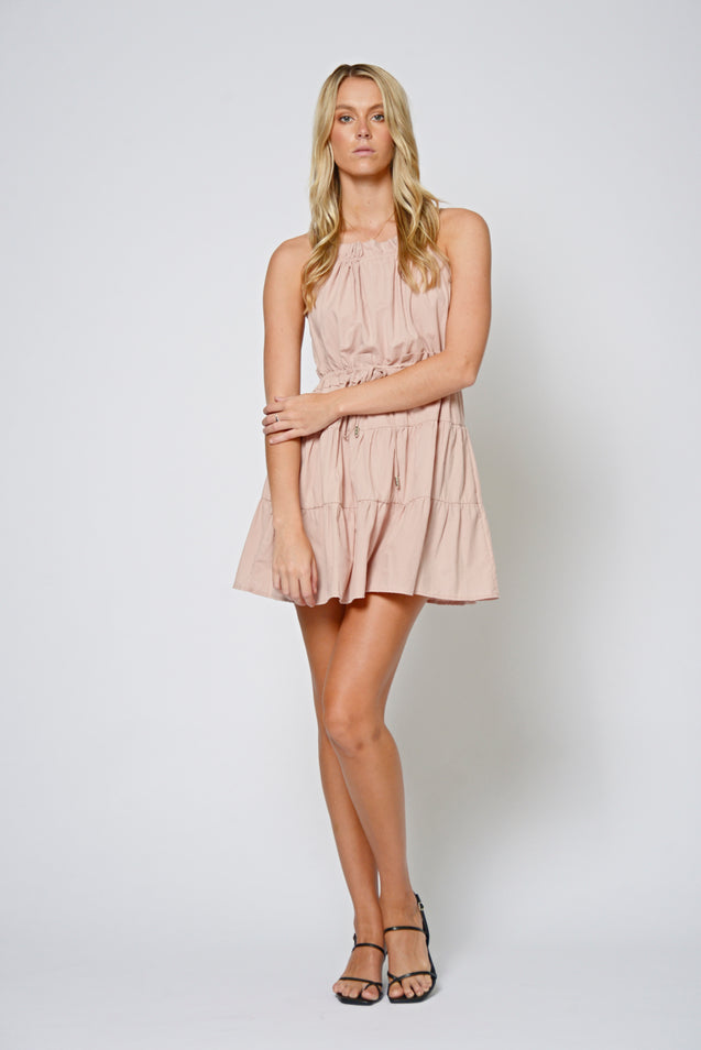 Sofia Dress - BLUSH