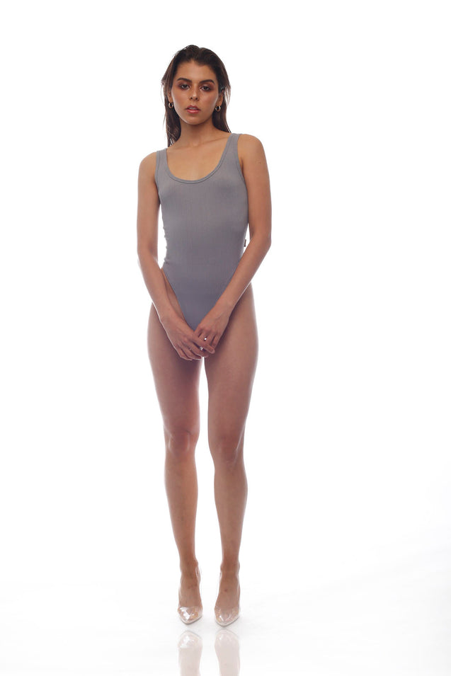 Stargril Bodysuit - GREY