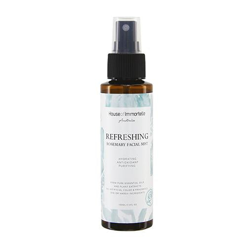 Refreshing Rosemary Facial Mist